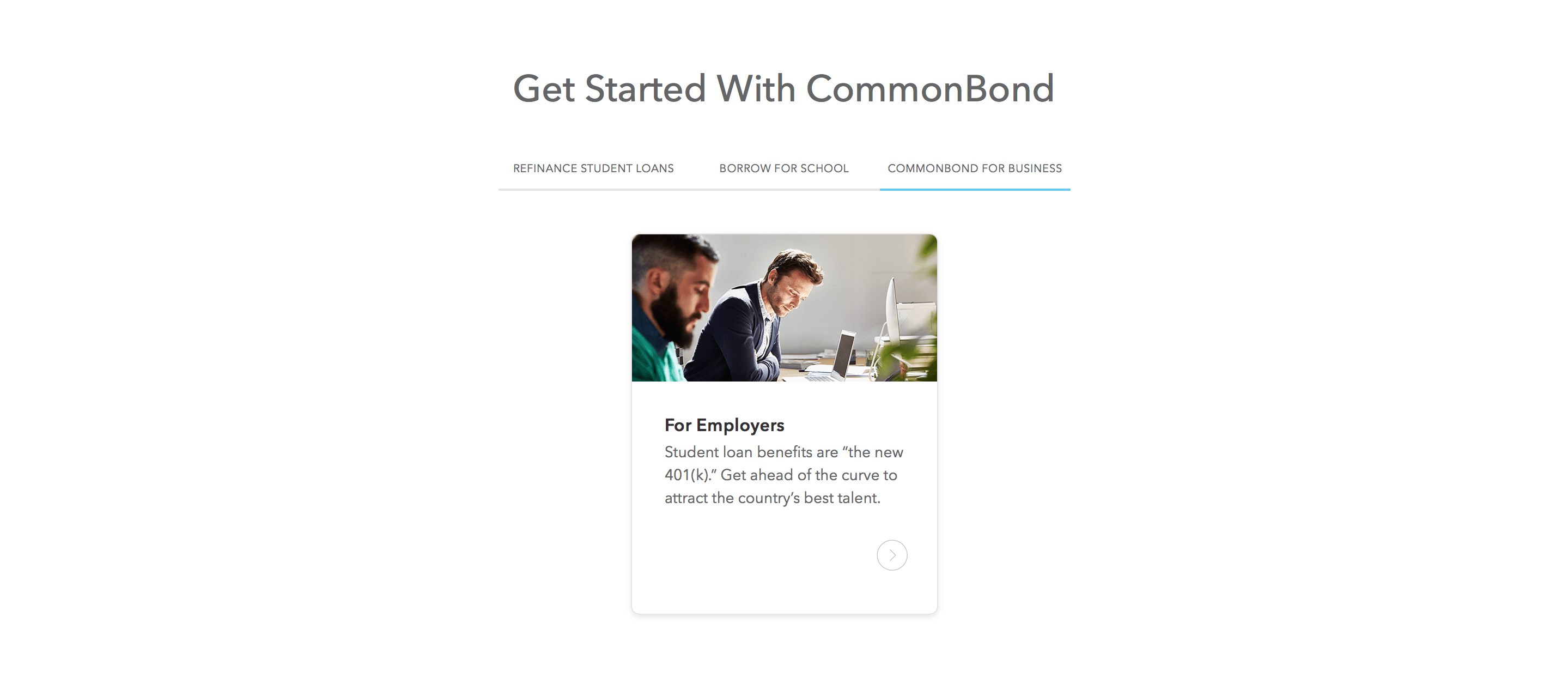 Refinance Student Loans with CommonBond 7