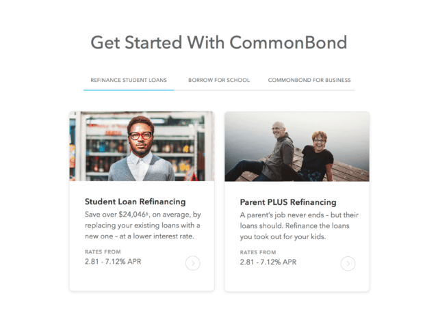 Refinance Student Loans with CommonBond 5