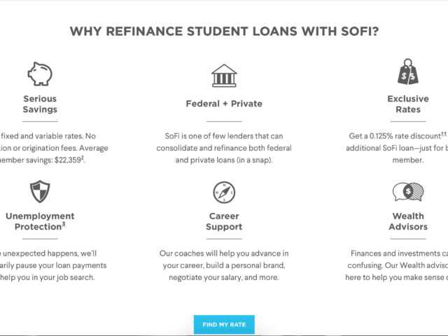 This image is used to help display lender info for Sofi.